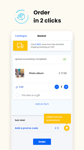 CHEERZ- Photo Printing android2mod screenshots 5
