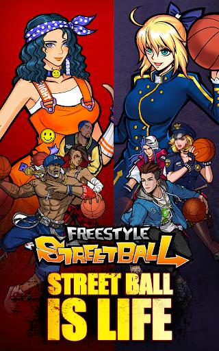 3on3 Freestyle Basketball