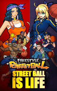Free 3on3 Freestyle Basketball Apk Download 2021 5