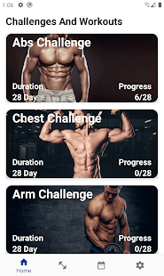 Six Pack Abs Workout at Home 1.6 Screenshots 4