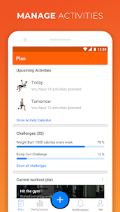 Virtuagym Fitness Tracker Home Gym v9.3.2 PRO APK 5