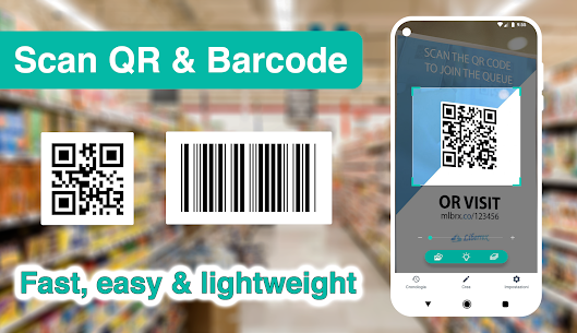 QR Code & Barcode Scanner 1