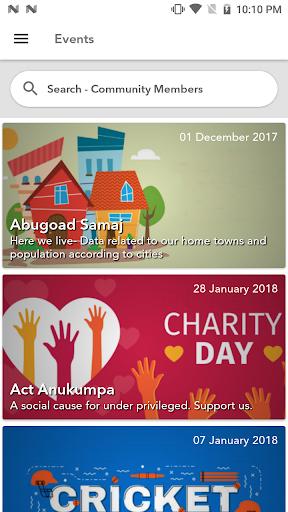 AAP - Akhand Abugoad Parivaar 1.0.11 Screenshots 2