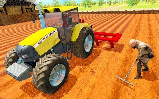 Modern Tractor Farming Simulator: Offline Games 1.34 screenshots 16