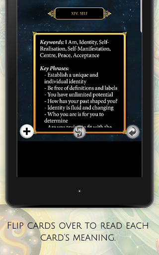 Dreams of Gaia Tarot  screenshots 16