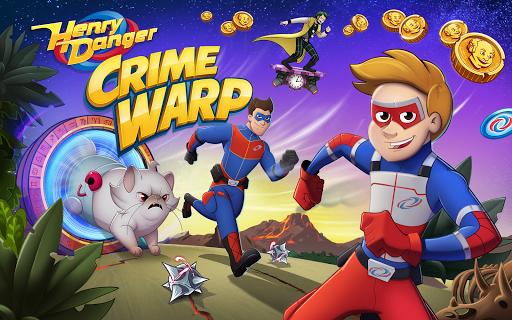 Henry Danger Crime Warp APK MOD – Monnaie Illimitées (Astuce) screenshots hack proof 1