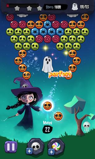 Halloween Bubble screenshots 2