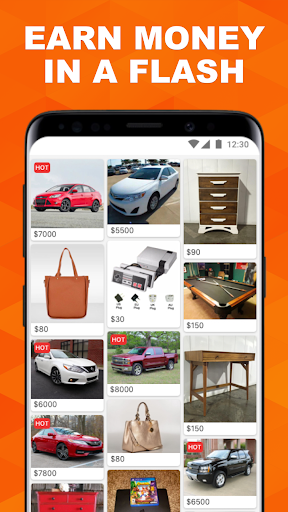 5miles: Buy and Sell Used Stuff Locally 8.5.6 Screenshots 4
