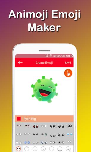 Animoji Emoji Maker - Emoji Maker modavailable screenshots 3