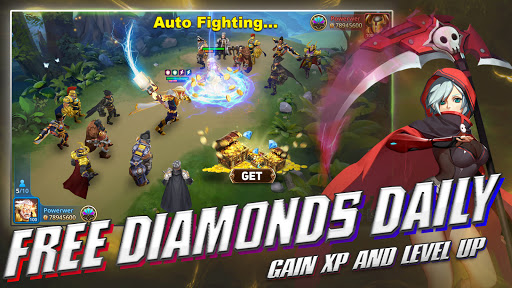 D-MENuff1aThe Defenders Apkfinish screenshots 12