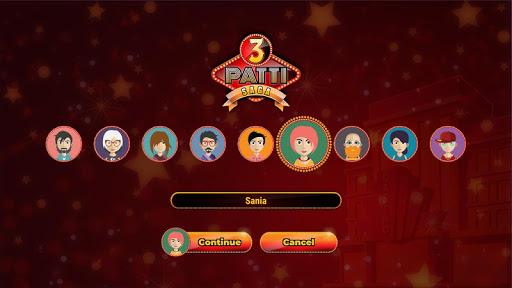 3 Patti Online Game 2021 :New 3 Patti Indian Poker 2.1 5