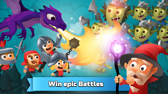 Idle King – Medieval Clicker Mod Apk 1.0.24 (Unlimited Money) 9