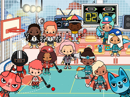 Toca Life: After School android2mod screenshots 6