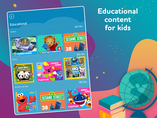 Amazon Kids+:  Kids Shows, Games, More apktram screenshots 8