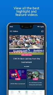 ICC – Live International Cricket Scores & News 4