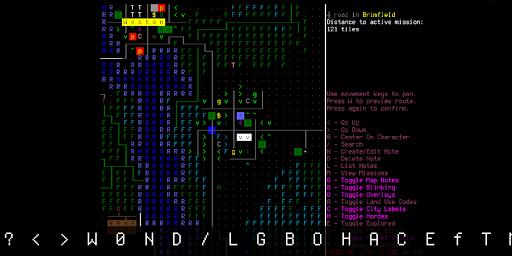Cataclysm: Dark Days Ahead screenshots 4