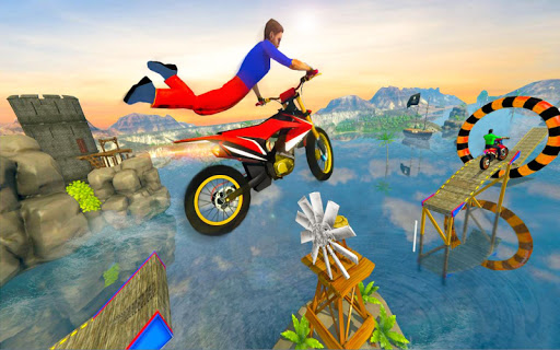 Impossible Bike Track Stunt Games 2021: Free Games 2.0.02 screenshots 6