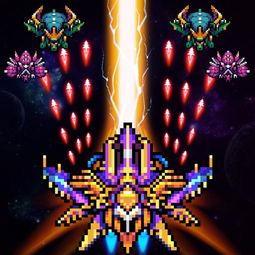 Galaxy Force : Falcon Squad