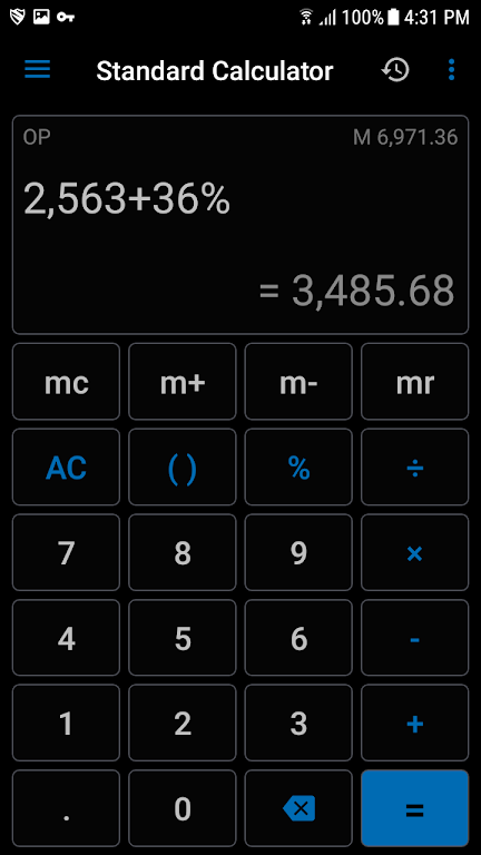 NT Calculator - Extensive Calculator Pro  poster 1