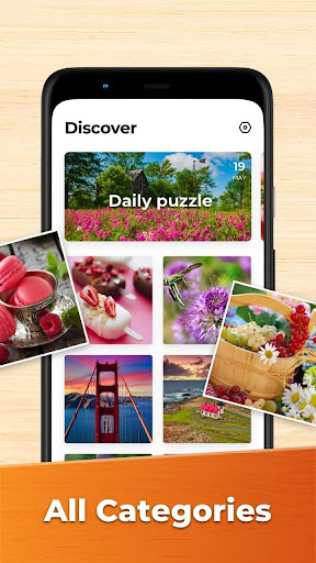 Jigsaw Puzzles - HD Puzzle Games 4.1.0-21031267 screenshots 3