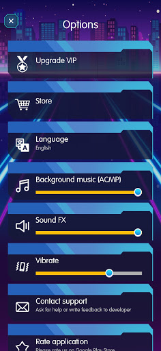 Music Blade: EDM Rhythm Sword apkpoly screenshots 7