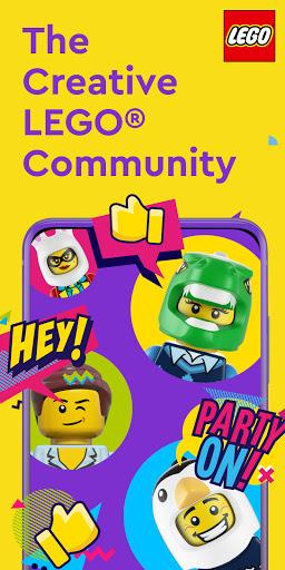 LEGO® Life: Safe Social Media for Kids https screenshots 1