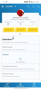 Care Health – Customer App Apk Download 5