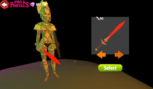 Fog & Portals - Game Maker and story quests screenshots 12