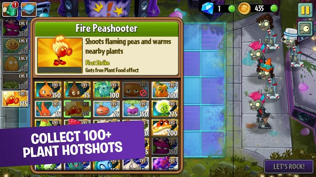 Plants vs Zombies™ 2 Free  poster 8