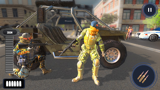 New Sniper 3D 2021: New sniper shooting games 2021 1.0.2 screenshots 3