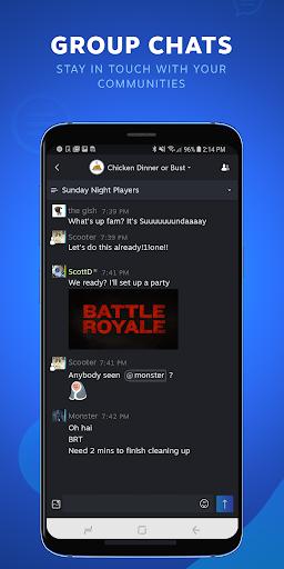 Steam Chat  Screenshots 5