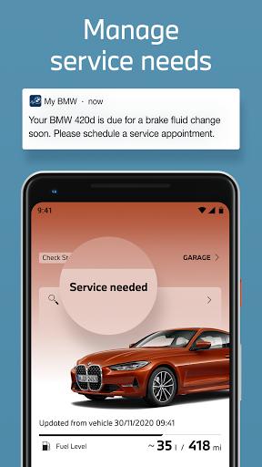 My BMW 1.2.2 Screenshots 4