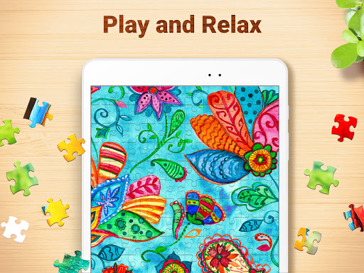 Jigsaw Puzzles - Puzzle Game modavailable screenshots 24