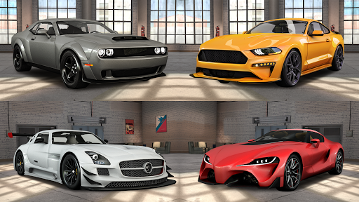 Racing Go - Free Car Games  screenshots 1
