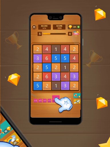 Merge Digits - Puzzle Game 1.0.3 screenshots 15