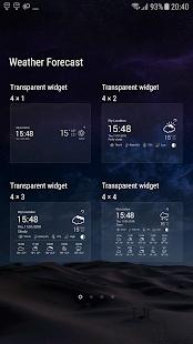 Weather Forecast 11.3 Screenshots 4