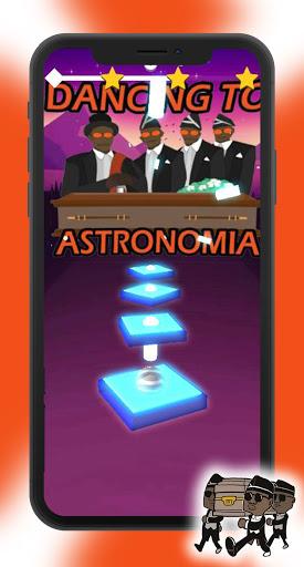 Astronomia dancing hop Coffin Dance  Screenshots 4
