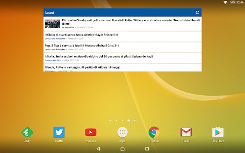 Italia News | Italia Notizie 7.2.1 Screenshots 20