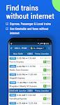 screenshot of Where is my Train : Indian Railway Train Status
