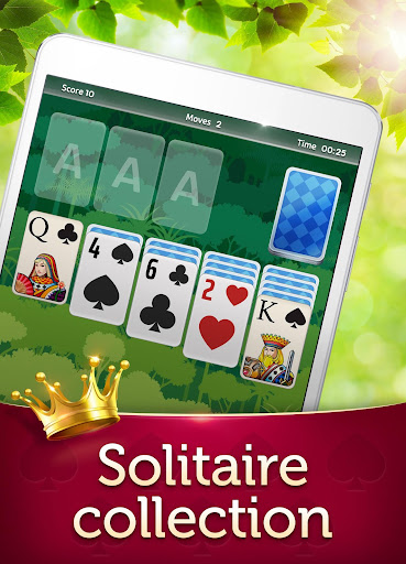 Magic Solitaire - Card Games Patience 2.10.1 screenshots 9