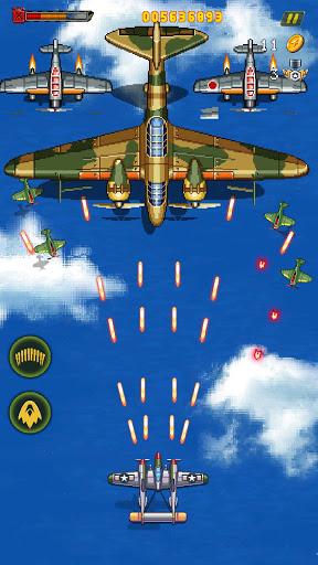 1945 airforce - Free arcade shooting games  screenshots 2