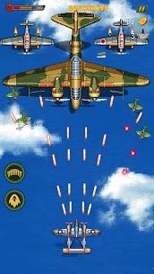 1945 Air Force MOD APK (Unlimited Gems) 2
