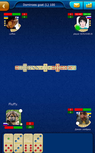 Dominoes LiveGames - free online game 4.01 screenshots 10