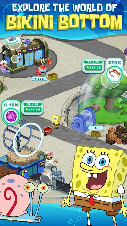 SpongeBob's Idle Adventures poster 9