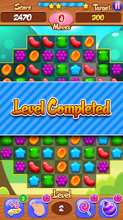 Candy Blast Game: Match 3 Free Sugar Splash Game
