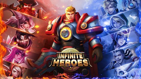 Infinite Heroesuff1aldle RPG game screenshots 2