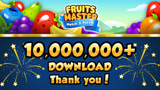 Fruits Master : Fruits Match 3 Puzzle 1.2.1 screenshots 1