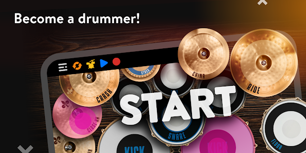 REAL DRUM: Electronic Drum Set 9.16.0 Screenshots 3