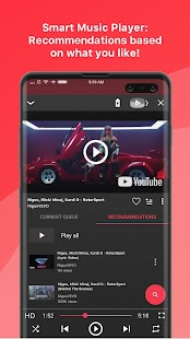 Free music player for YouTube: Stream Screenshot