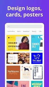 Canva: Graphic Design, Video Collage, Logo Maker 4